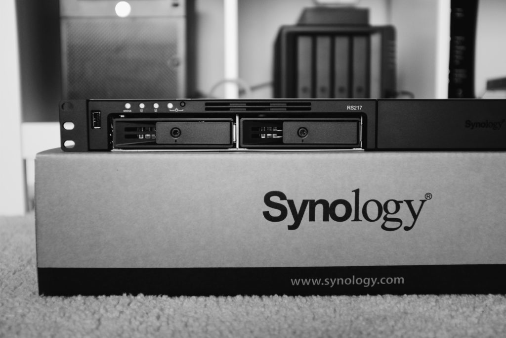 Backup a Synology NAS to a remote Synology NAS